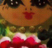 Russian doll Sticker