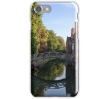Mathematical Bridge iPhone Case/Skin