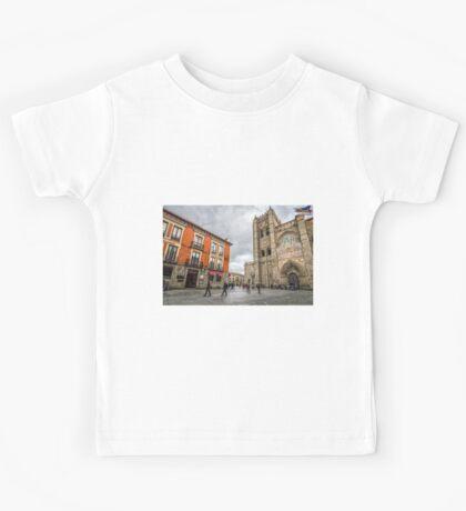 Avila Cathedral Kids Tee