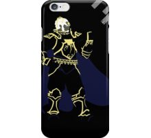 Ganondorf (Minimalist SSB) iPhone Case/Skin