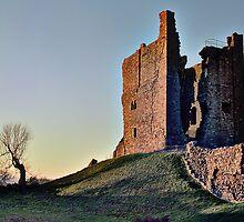 Brough Castle by Glen Birkbeck