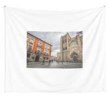 Avila Cathedral Wall Tapestry