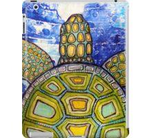 Green Sea Turtle iPad Case/Skin