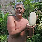 Sydney's (Australia's) best-known naturist WAS Bob Reed. Now too busy looking after Fairlight Gardens B&B. by MrJoop