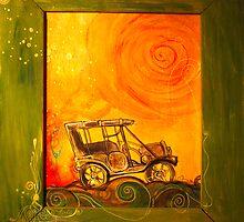 Ktor's Car by Estera Lungu