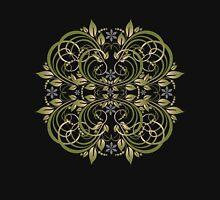 green vintage pattern Unisex T-Shirt