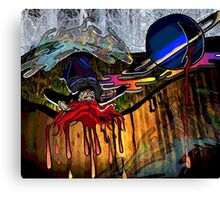The Intrinsic Nature of the Universe  Canvas Print