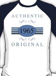1965 Authentic Original T-Shirt