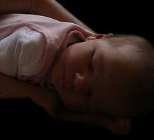 Katie Asleep by Brett Keith