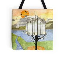 Harvest of a Glasshouse Tote Bag