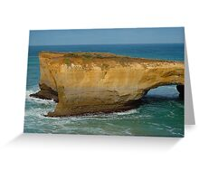 Low Clearance, Victoria, Australia Greeting Card