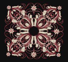 vintage pattern by VioDeSign