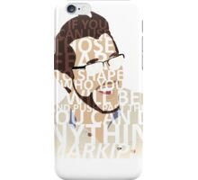 Markiplier w/ text iPhone Case/Skin