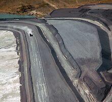 Argyle Diamond Mine by Kath Bowman