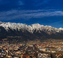The City I live in... by Stefan Trenker