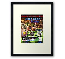 VGT Issue #16 (Summer 2010) Cover  Framed Print