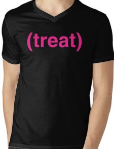 treat Mens V-Neck T-Shirt