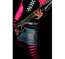 I Wanna Rock! Photographic Print