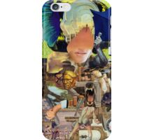 The Moderator. iPhone Case/Skin