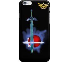 Smashbros zelda case iPhone Case/Skin