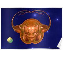 Alien Emerging Poster