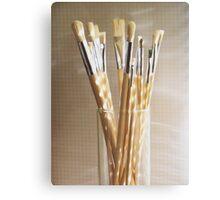 Cheap Brushes Canvas Print