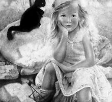 The black cat by terry morris