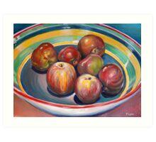 Them Apples Art Print