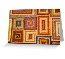 rugged psychedelia through a lens Greeting Card