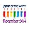 Artist of the month - DECEMBER 2014