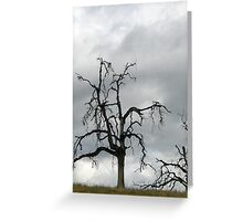 Desolation Greeting Card