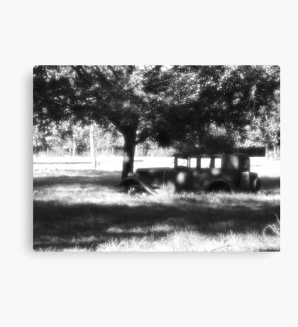 OLD TIMEY Canvas Print