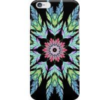 Fractal Wings Kaleidoscope iPhone Case/Skin