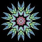 Fractal Wings Kaleidoscope by fantasytripp
