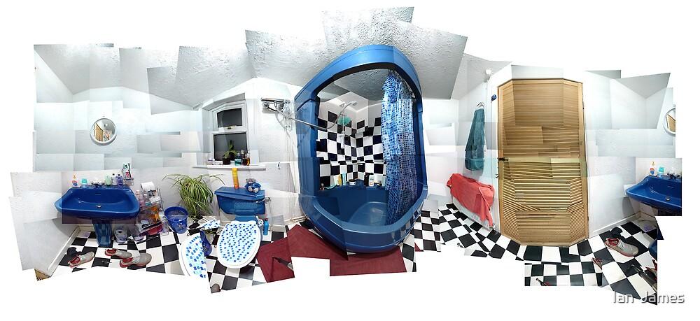 My Bathroom - R.I.P by Ian  James
