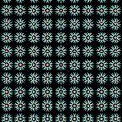 Fractal Wings Kaleidoscope Pattern 01 by fantasytripp