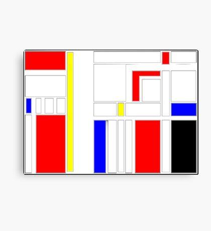 Modern Vibe 2 Canvas Print
