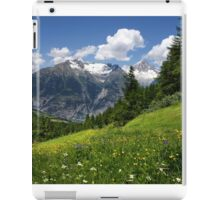 Switzerland Landscape iPad Case/Skin