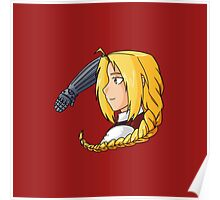 Edward Elric - Bust Poster