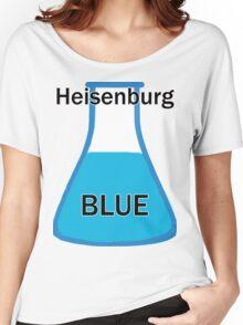Heisenburg Blue Women's Relaxed Fit T-Shirt