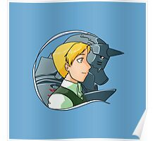 Alphonse Elric - Bust Poster