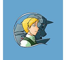 Alphonse Elric - Bust Photographic Print