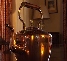 The Copper Kettle by Martie Venter