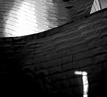 Guggenheim Sign by ragman
