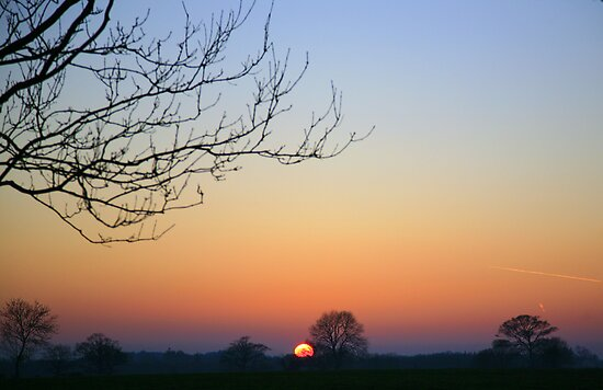 Sundown by Sean Farragher