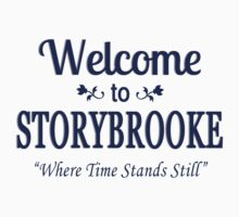 Once Upon A Time in Storybrooke by waywardtees