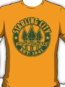 Starling City Arrows V01 T-Shirt