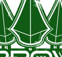 Starling City Arrows V01 Sticker