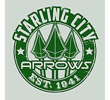 Starling City Arrows V01 Photographic Print
