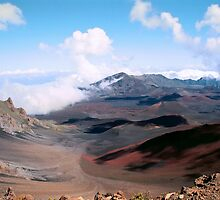 Haleakala Crater  Maui by kevin smith  skystudiohawaii